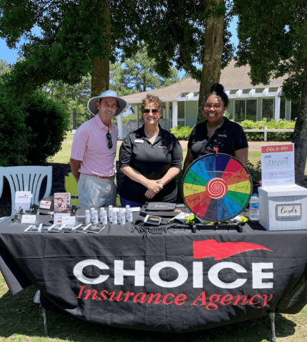 Trusted advisor of choice insurance agency take cares for the communities in Virginia