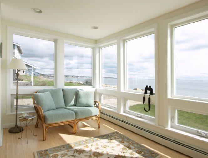 Luxurious look of Coastal home